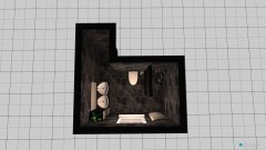Raumgestaltung badkamerontwerp in der Kategorie Badezimmer