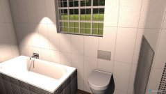 Raumgestaltung badplan in der Kategorie Badezimmer