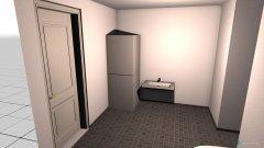Raumgestaltung badrum in der Kategorie Badezimmer