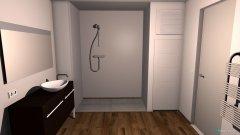 Raumgestaltung badss in der Kategorie Badezimmer
