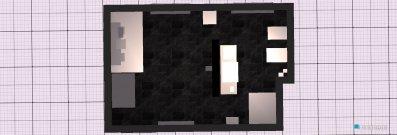 Raumgestaltung Badzimmer Osterhagen in der Kategorie Badezimmer