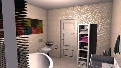 Raumgestaltung bagno mio in der Kategorie Badezimmer