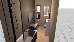 Raumgestaltung bagno2 in der Kategorie Badezimmer