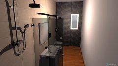 Raumgestaltung bagno3 in der Kategorie Badezimmer