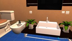Raumgestaltung Baia mea in der Kategorie Badezimmer