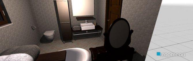 Raumgestaltung Baie cumpana in der Kategorie Badezimmer