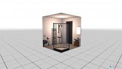 Raumgestaltung Ballenberg Badezimmer in der Kategorie Badezimmer