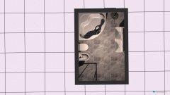 Raumgestaltung Bane in der Kategorie Badezimmer