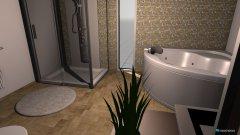 Raumgestaltung Banheiro suite  in der Kategorie Badezimmer