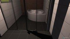 Raumgestaltung banheiro suitgg in der Kategorie Badezimmer