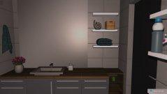 Raumgestaltung banheiroooo in der Kategorie Badezimmer