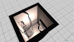 Raumgestaltung Bania, no! ne toaletna T&B in der Kategorie Badezimmer