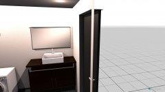 Raumgestaltung banjo in der Kategorie Badezimmer