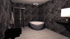 Raumgestaltung banq+toaletna in der Kategorie Badezimmer