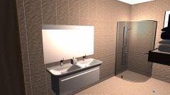 Raumgestaltung banq in der Kategorie Badezimmer