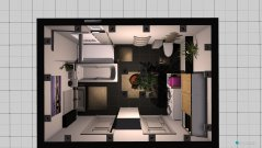 Raumgestaltung banyo in der Kategorie Badezimmer