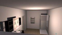 Raumgestaltung Basd_1 in der Kategorie Badezimmer