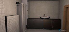 Raumgestaltung bath Olga in der Kategorie Badezimmer