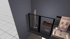 Raumgestaltung bath in der Kategorie Badezimmer