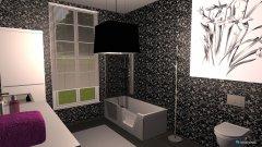 Raumgestaltung bathroom 1 in der Kategorie Badezimmer