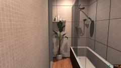 Raumgestaltung Bathroom Bedroom-3-2-1 in der Kategorie Badezimmer