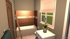 Raumgestaltung bathroom main bugibba in der Kategorie Badezimmer