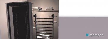 Raumgestaltung Bathroom Remis residence in der Kategorie Badezimmer