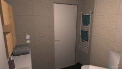 Raumgestaltung bathroom rr in der Kategorie Badezimmer