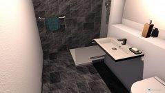 Raumgestaltung Bathroom Standart in der Kategorie Badezimmer