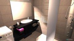 Raumgestaltung Bathroom v3 in der Kategorie Badezimmer