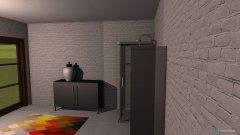 Raumgestaltung Bathroom1 in der Kategorie Badezimmer
