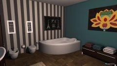 Raumgestaltung bathroom_master in der Kategorie Badezimmer