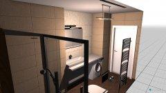 Raumgestaltung Bauer in der Kategorie Badezimmer