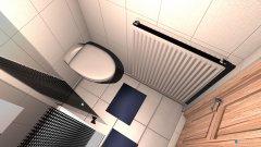 Raumgestaltung BaZi in der Kategorie Badezimmer