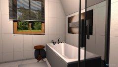 Raumgestaltung bd in der Kategorie Badezimmer