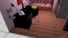 Raumgestaltung bedroom in der Kategorie Badezimmer