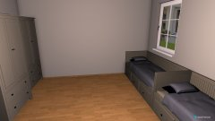 Raumgestaltung Bedrooms-2 in der Kategorie Badezimmer