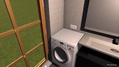 Raumgestaltung BelleRÜ Badezimmer 2 in der Kategorie Badezimmer