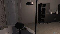 Raumgestaltung bethroom in der Kategorie Badezimmer
