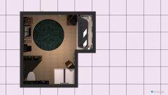 Raumgestaltung Bianco2 in der Kategorie Badezimmer