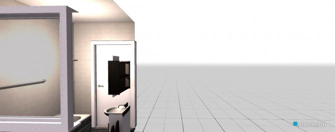 Raumgestaltung Birthe+Jörg in der Kategorie Badezimmer