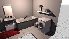 Raumgestaltung bkj in der Kategorie Badezimmer