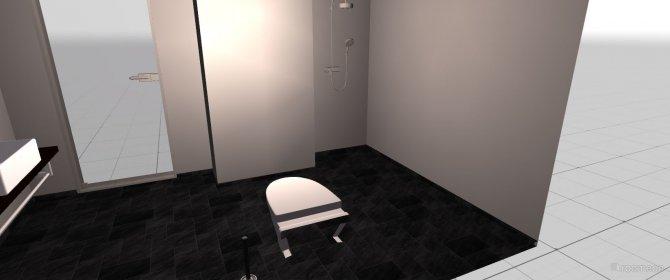 Raumgestaltung bla in der Kategorie Badezimmer