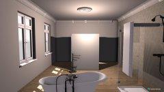 Raumgestaltung Buedzemmer in der Kategorie Badezimmer