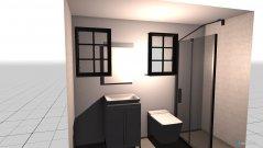 Raumgestaltung buezemmer in der Kategorie Badezimmer