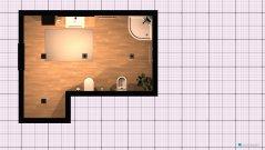 Raumgestaltung casa de banho in der Kategorie Badezimmer