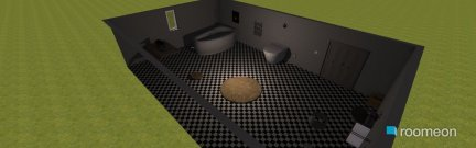 Raumgestaltung ceren in der Kategorie Badezimmer