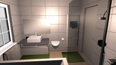 Raumgestaltung Christian Badezimmer in der Kategorie Badezimmer