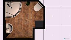Raumgestaltung Claudi Bad in der Kategorie Badezimmer