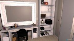 Raumgestaltung CLOSET in der Kategorie Badezimmer